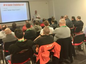 Classroom MOT Training Courses