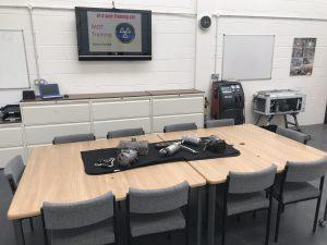 MOT Training Classroom